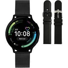 Samsung Galaxy Watch Active2 - Zwart (40 mm/Milanese Band) SA.R830BM Special Edition