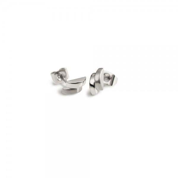 Boccia Titanium Oorsieraad knopjes 0552-01