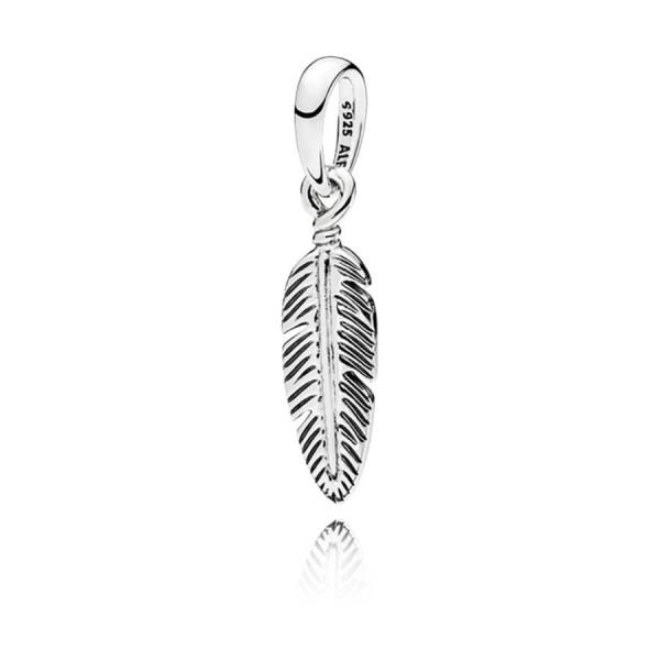 Pandora 397216 Spiritual Feather