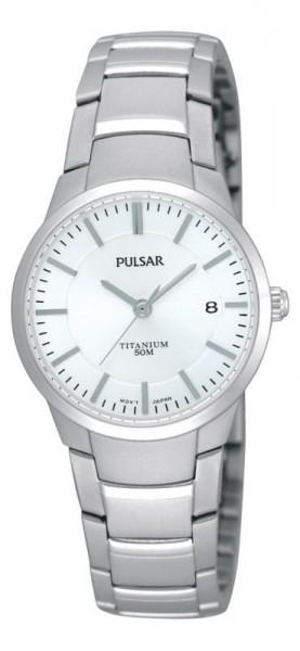 Pulsar Titanium Dameshorloge PH7129X1