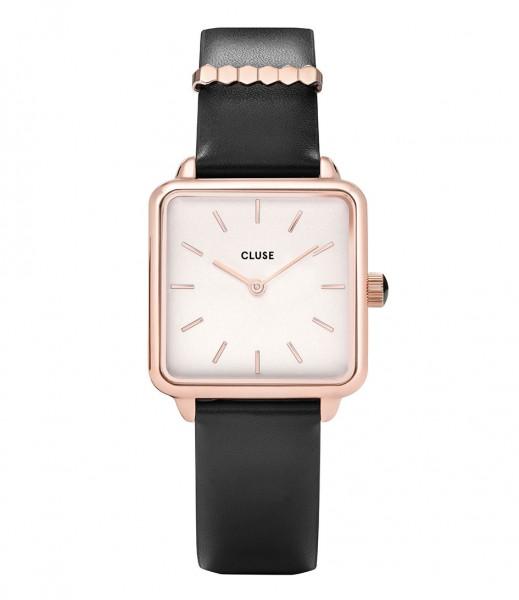 Cluse La Garconne Dameshorloge Quartz CLG014 Analoog Twee Horlogebandjes