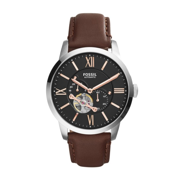 Fossil Townsman Automatic ME3061 horloge 45mm