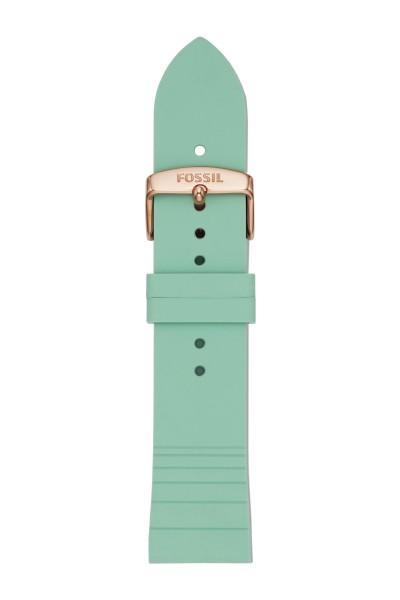 Fossil LimeGroen 22mm S221351 horlogeband