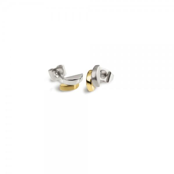 Boccia Titanium Oorsieraad Knopjes 0552-03